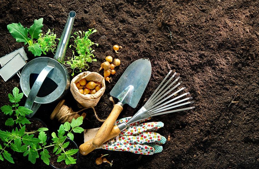 EW4H Organic Gardening
