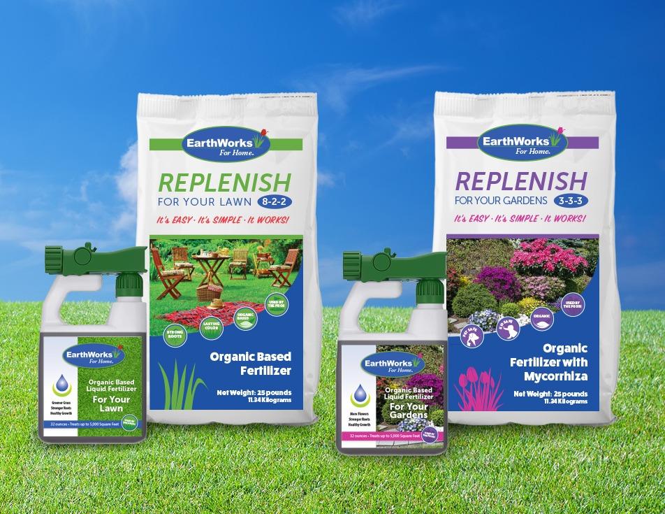 EW4H Liquid & Granular Fertilizer Products