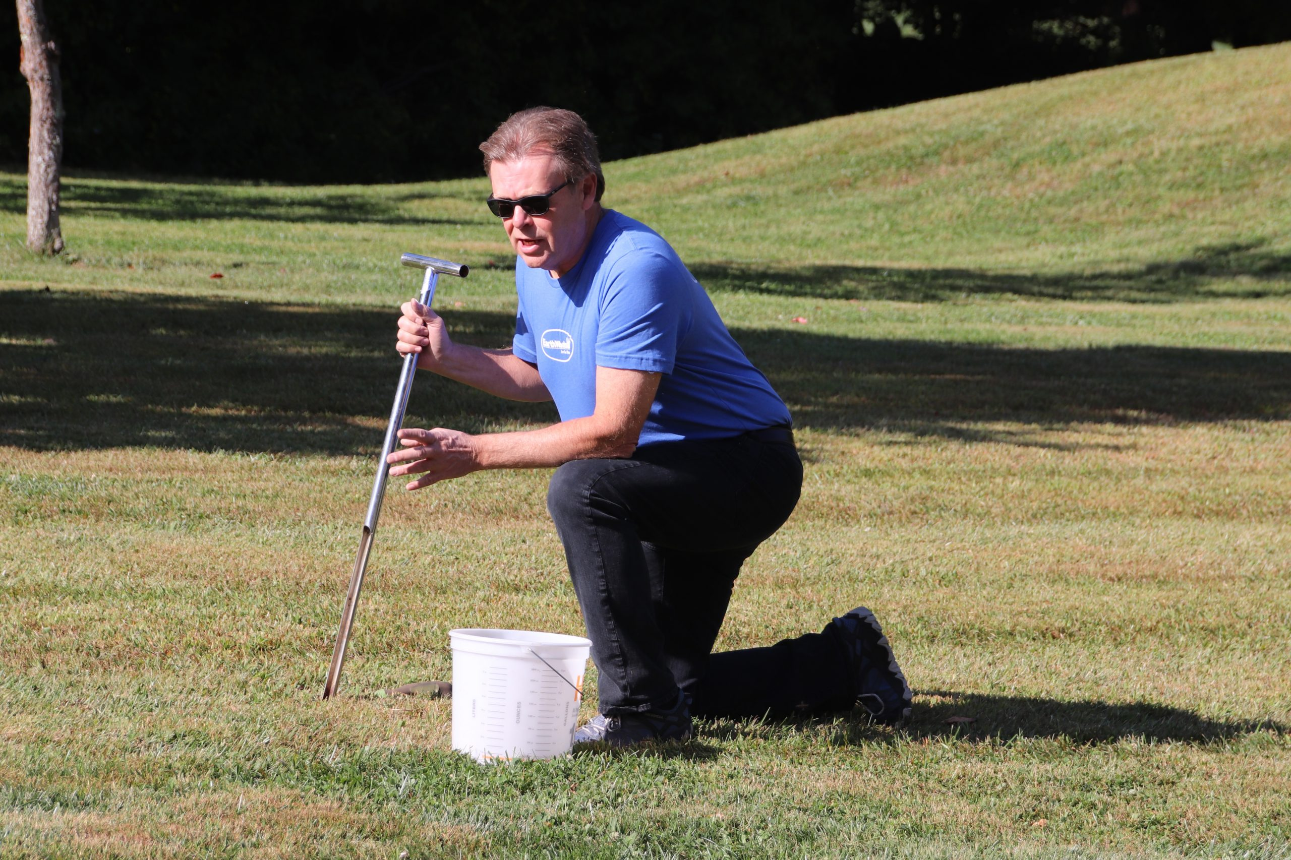 EW4H Soil Testing